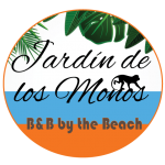 Logo Jardín de los Monos, Playa Matapalo, Costa Rica