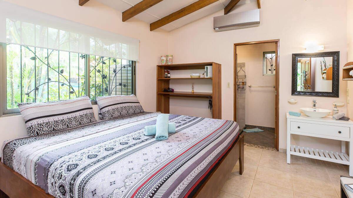 Double Room Jardin de los Monos, Hotel in Matapalo Costa Rica