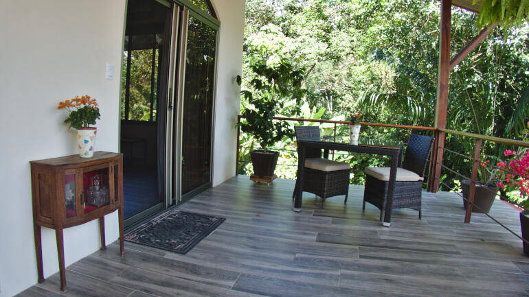 deluxe suite bed and breakfast costa rica