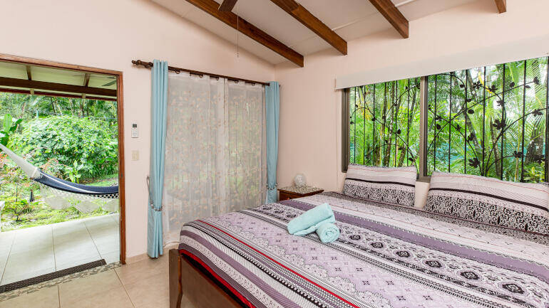 double room b&b jardin de los monos