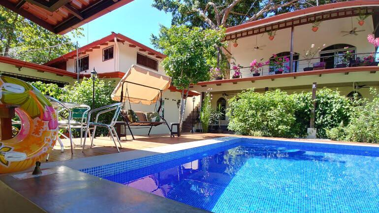 piscine b&b jardin de los monos